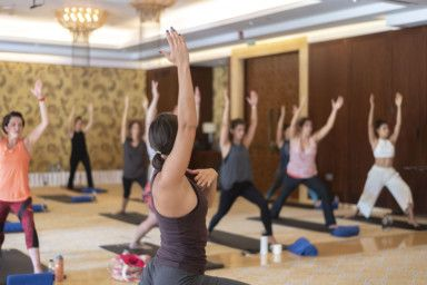 The Ritz-Carlton Dubai JBR - Rituals Yoga-1564919463415