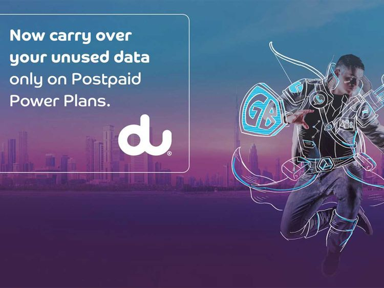 UAE telecom operator du offers new packages to carry over