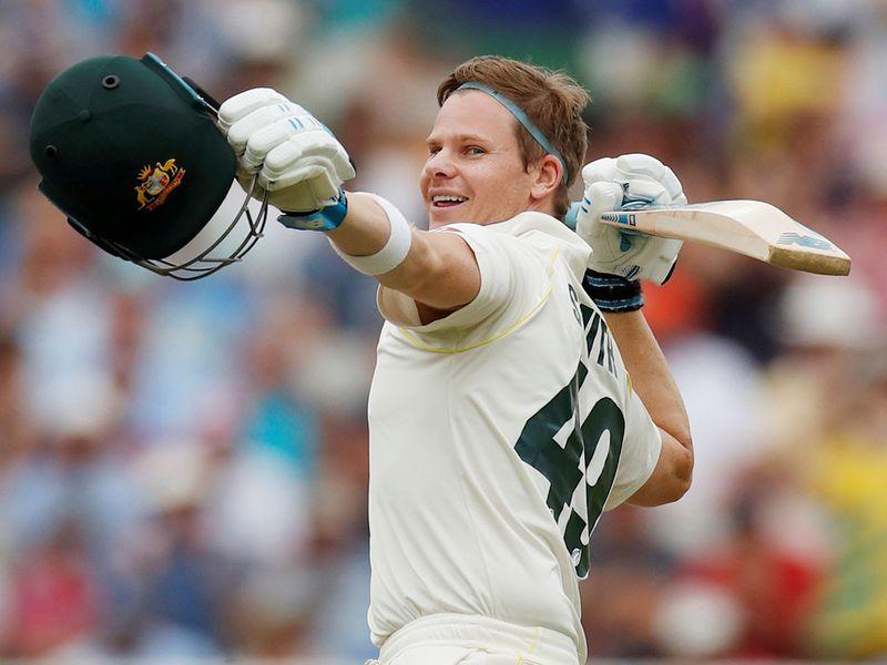 Australia's Steve Smith