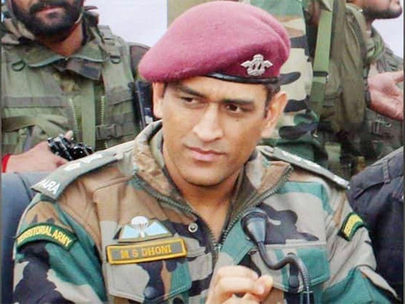 Lt Colonel MS Dhoni
