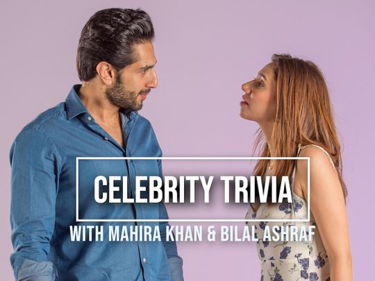 Celebrity Trivia with Mahira Khan and Bilal Ashraf