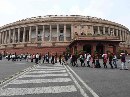 kashmir Parliament
