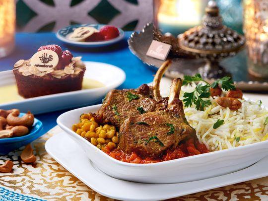Emirates Eid Food