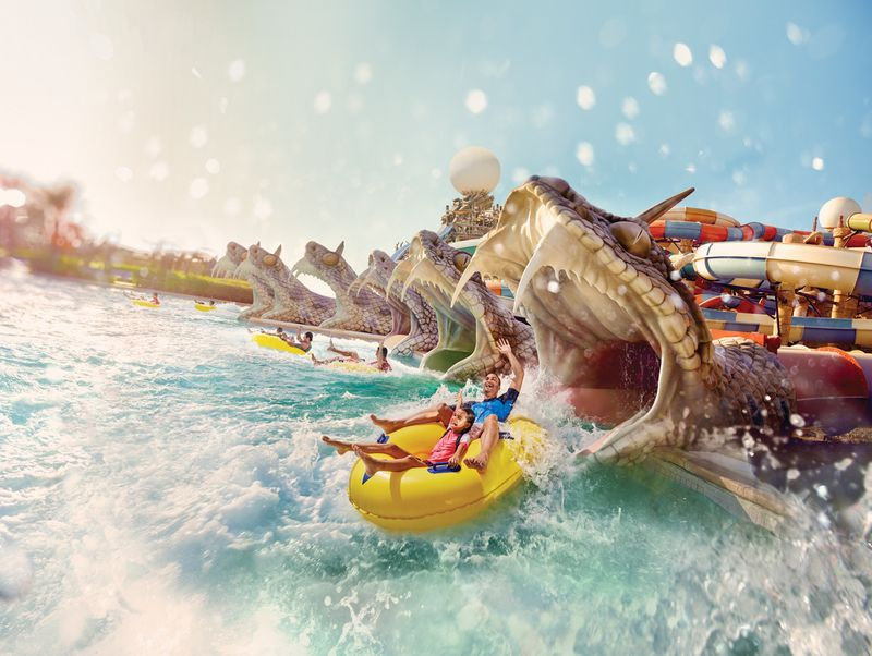 Yas Waterworld - Slither Slide-1565097655456