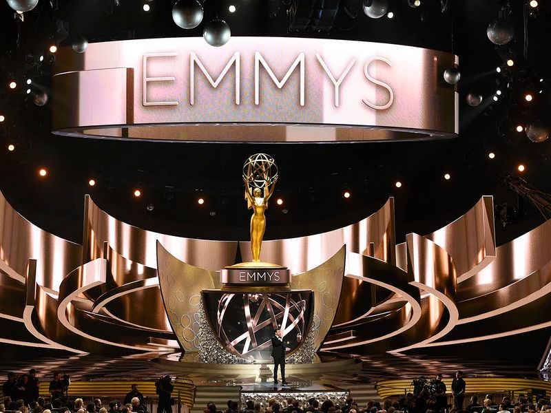 The show must go on: COVID-19-era Emmys are virtual - and live