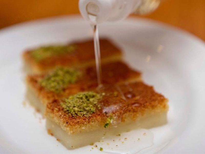 Wafi Gourmet Kunafa
