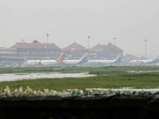 Cochin international airport 20190809