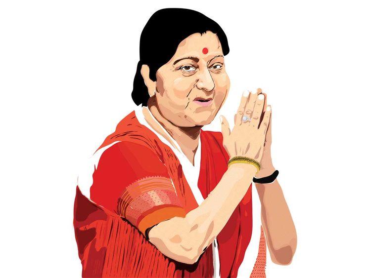190809 Sushma Swaraj