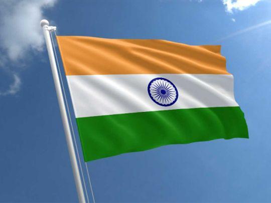 190809 india flag