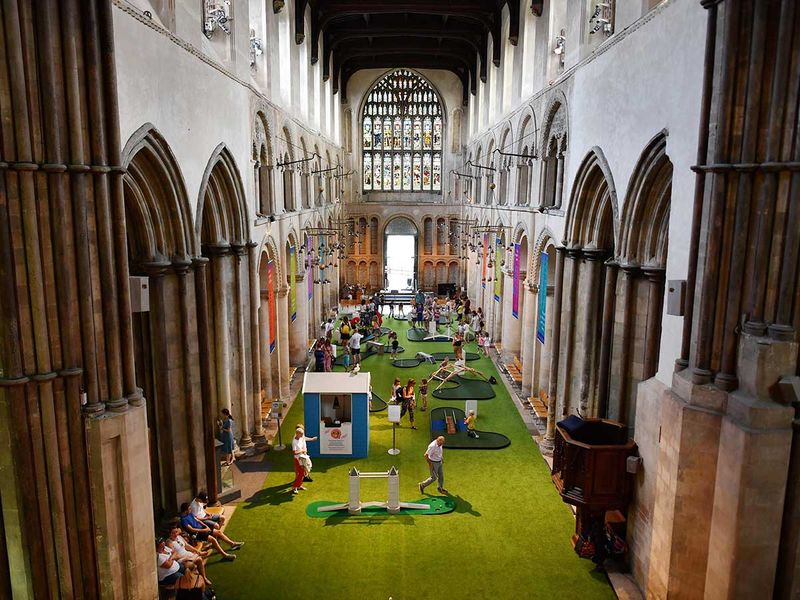 190809 rochester cathedral 2