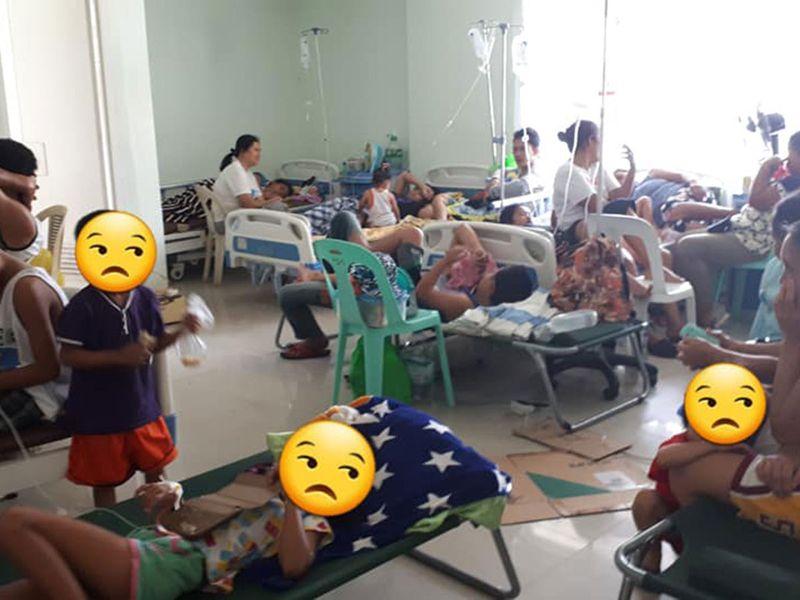 dengue sorsogon Philippines 01