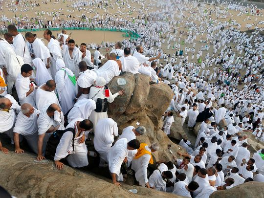 Arafat Mount of Mercy -01