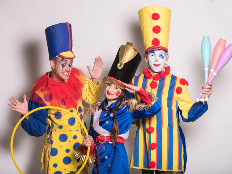 City Centre Sharjah Delight Circus WWW-1565424037380