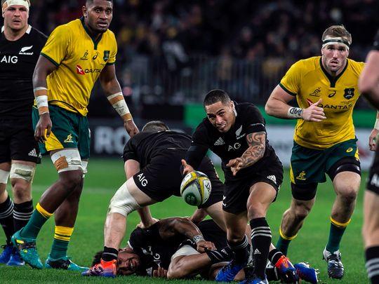 Rugby-Wallabies