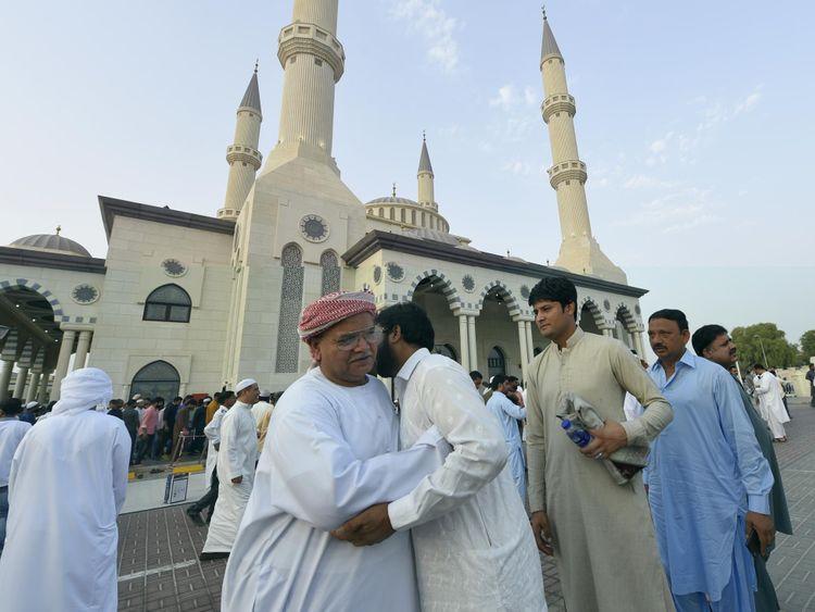 Al Farooq Omar Bin Al Khattab