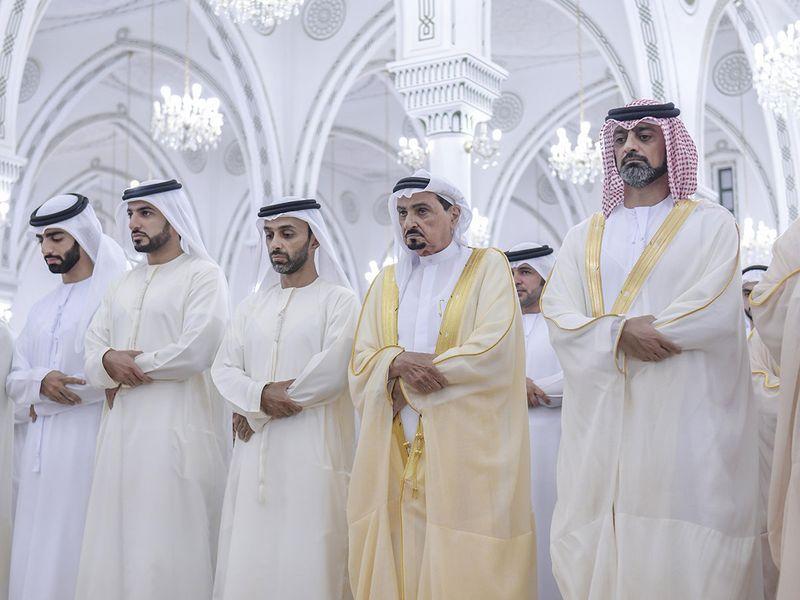 His Highness Sheikh Humaid Bin Rashid Al Nuaimi-12