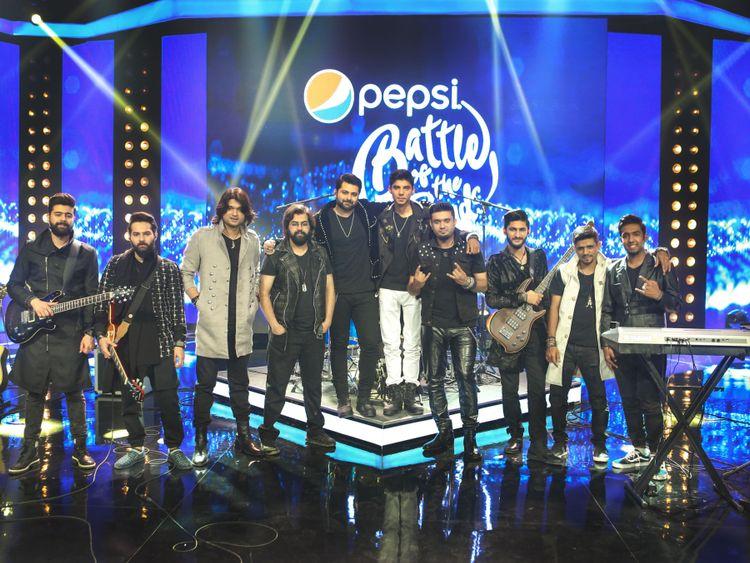 Pepsi Battle of the Bands finalists - Aarish & Auj-1565605358326
