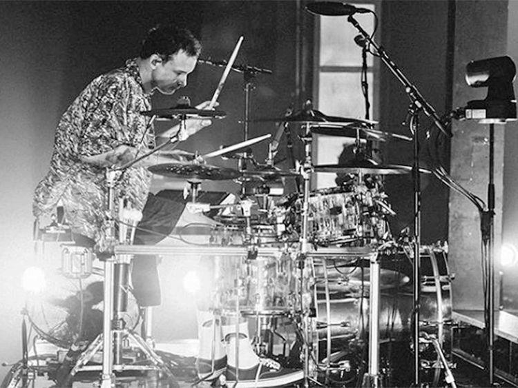 190813 Drummer George Daniel