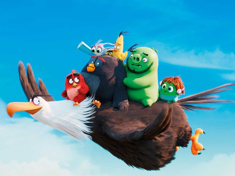 Angry Birds Movie 2 Review Better Than The First Movie Reviews