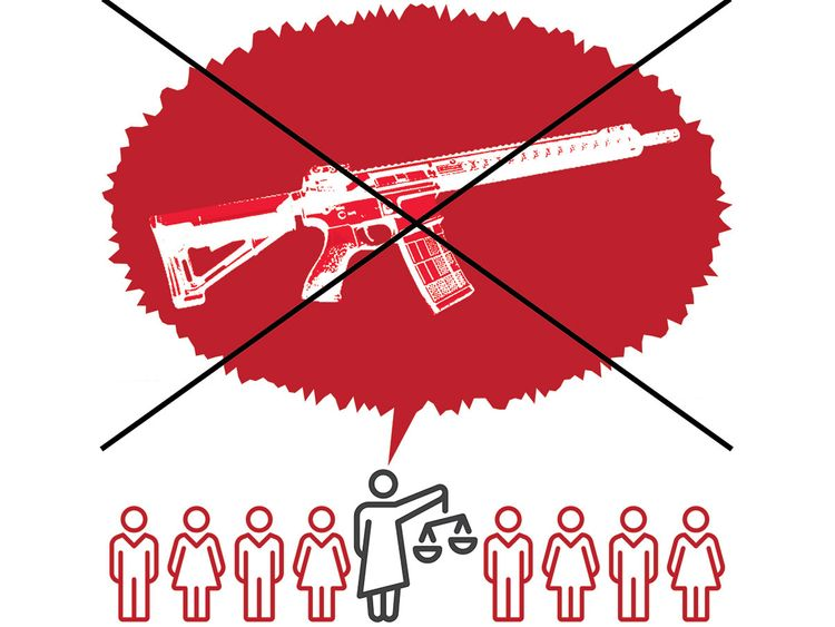 Banning assault weapons works