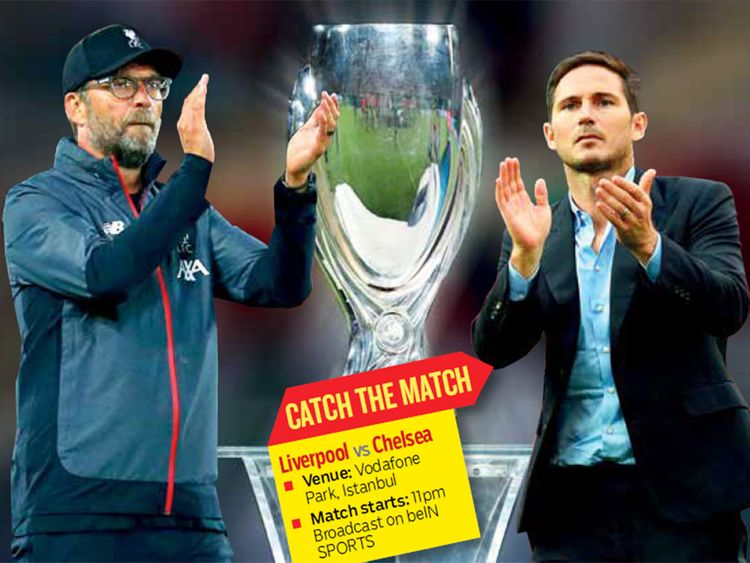 Super Cup: Klopp can add to misery for Chelsea