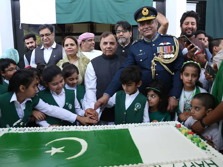 Pakistanis in UAE celebrate their country's Independence Day