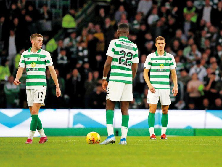 Celtic's Scott Brown