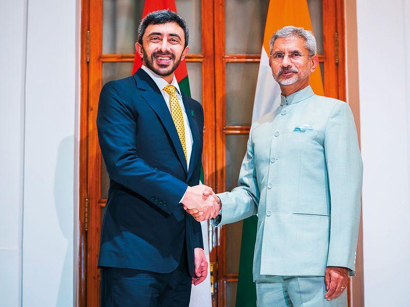 India bilateralties Jaishankar