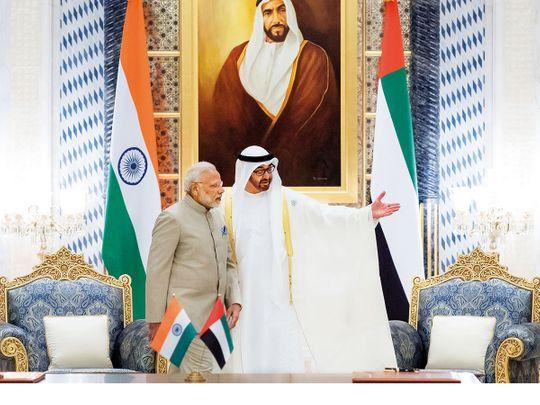 India bilateralties