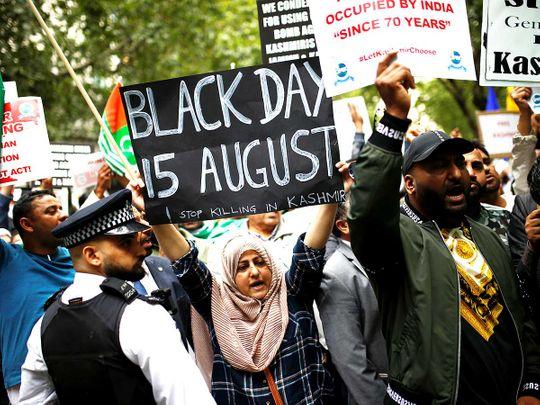 190816 london protest