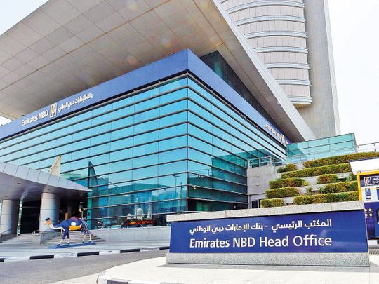 Emirates NBD confirms talks on with Lebanon's BLOM Bank on Egypt stake