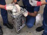 Drugs seized in Dubai