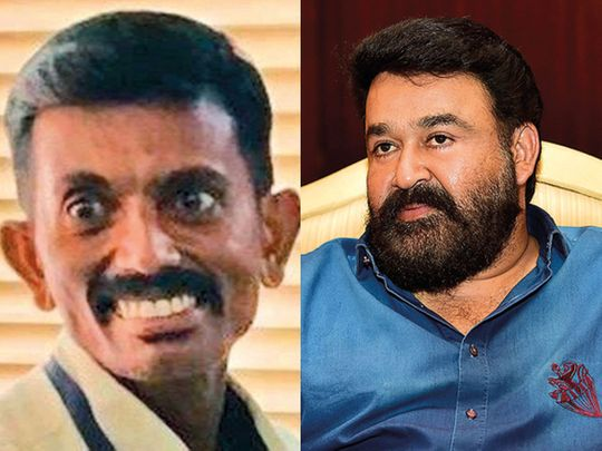Malayalam movie star Mohanlal to help children of UAE-based father who died in Kerala floods - Gulf News