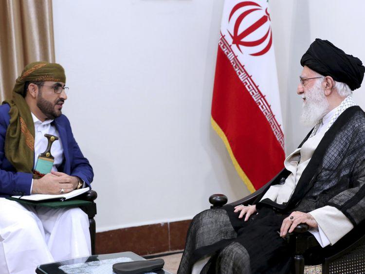 Houthi Iran-1566127152247