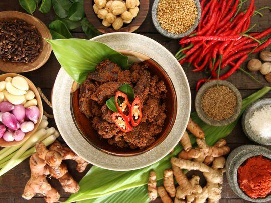 Indonesia food lead