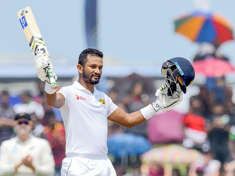 Sri Lanka captain Dimuth Karunaratne