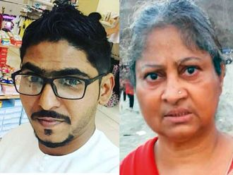 Two missing persons in the UAE