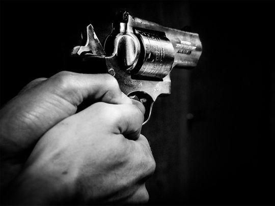shot dead, gun, shoot, fire