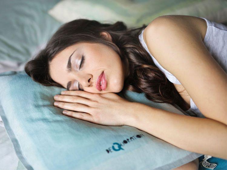 woman sleeping, sleeping beauty