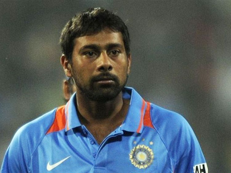 Cricketer Praveen Kumar