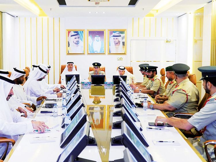 NAT-190819-Dubai-police-chief-in-meeting-about-drug-seizures-(Read-Only)