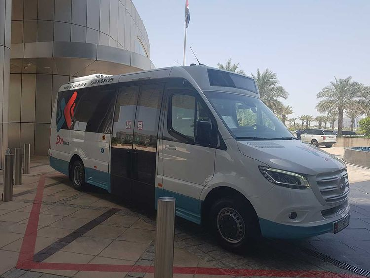 40 new buses in Abu Dhabi by October   Uae – Gulf News