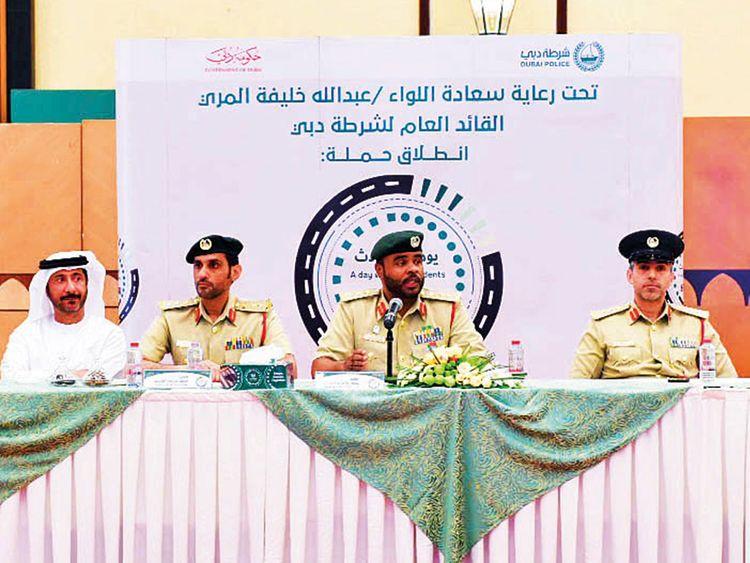 Courtesy: Dubai Police