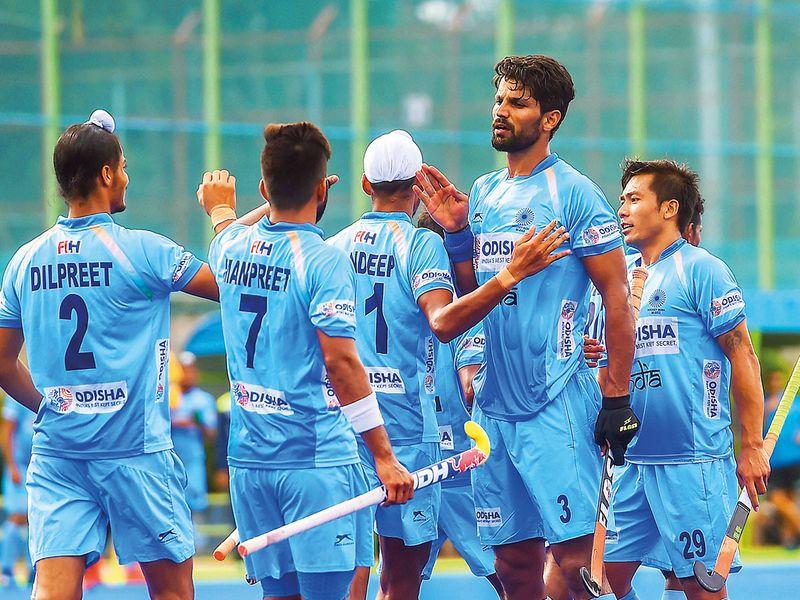 India sports Hockey