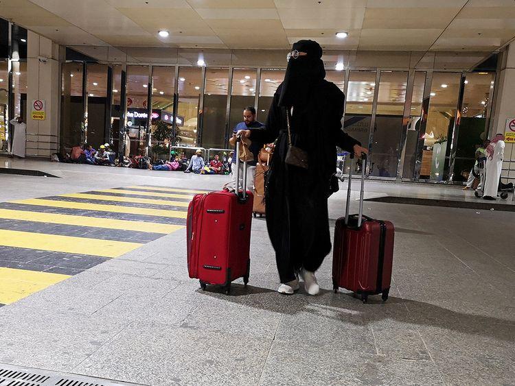 190821 Saudi women passport