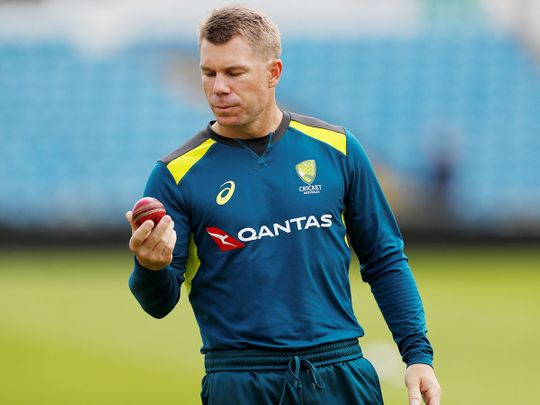 Australia's David Warner