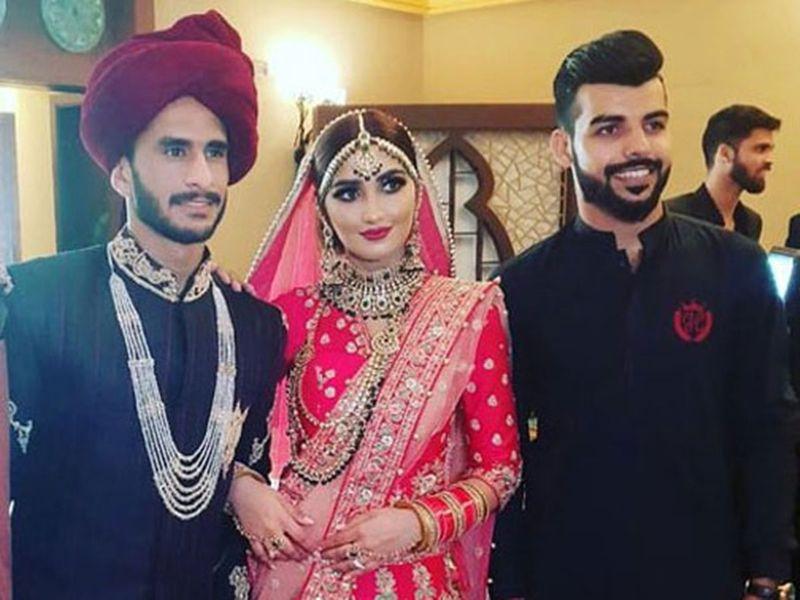 Hassan and Samiya weds