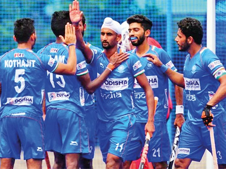 India thrash New Zealand in Olympic test event