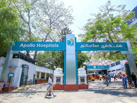 Apollo Hospital 20190822