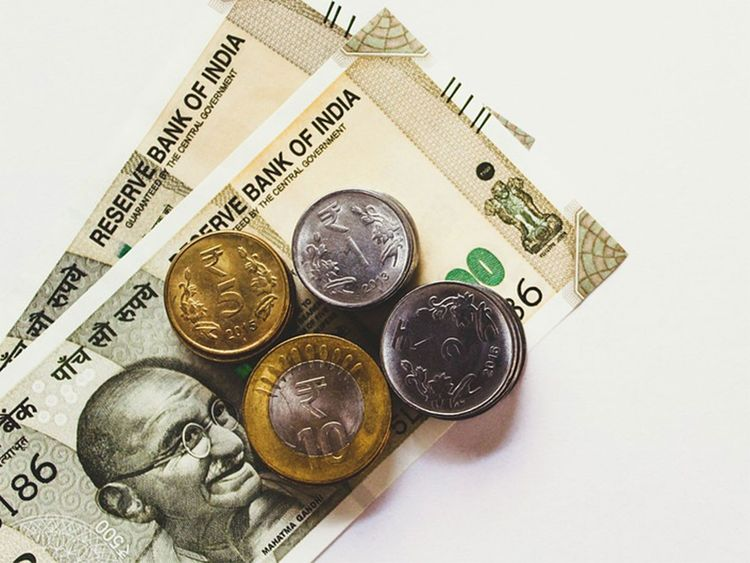 India S Ru Slips Past 75 To Dollar